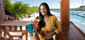 Enjoy the best view at Boca 19 Restaurant
